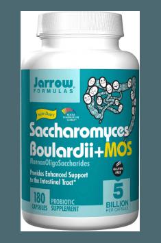 Znalezione obrazy dla zapytania jarrow formulas saccharomyces boulardii & mos