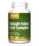 JARROW Shilajit Fulvic Acid Complex 60 kaps.