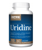 JARROW Uridine 250mg 60 kaps.