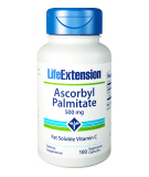 LIFE EXTENSION Ascorbyl Palmitate 500mg 100 kaps.