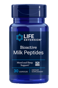 Bioactive Milk Peptides