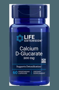 Calcium-D-Glucarate 200mg