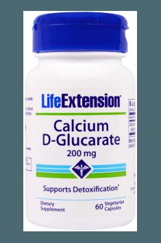 Calcium-D-Glutarate 200mg