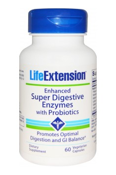 Enhanced Digestive Enzymes with Probiotics