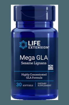Mega GLA with Sesame Lignans