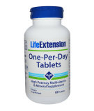 LIFE EXTENSION One-Per-Day Tablets 60 tab.