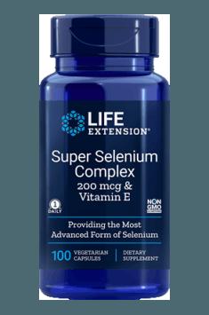 Super Selenium Complex 200mcg