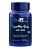 LIFE EXTENSION Two-Per-Day Capsules 120 kaps.