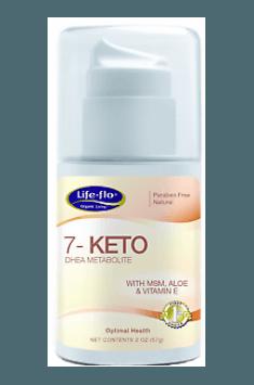 7-Keto with MSM, Aloe & Vitamin E