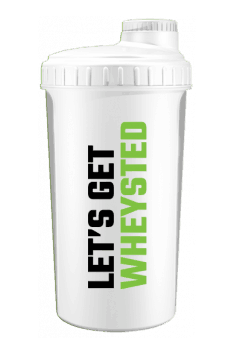 Shaker Let's Get Wheysted 700 ml