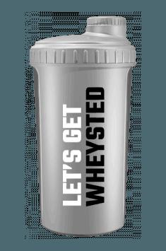Shaker Let's Get Wheysted
