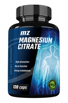 Magnesium Citrate Muscle Zone