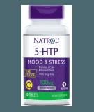 NATROL 5-HTP Time Release 100mg 45 tab.