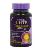 NATROL 5-HTP Time Release 200mg 30 tab.
