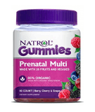 NATROL Prenatal Multi Gummies 90 gum do żucia