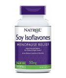 NATROL Soy Isoflavones 50mg 120 kaps.