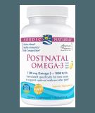 NORDIC NATURALS Postnital Omega-3 60 softgels