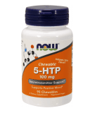 NOW FOODS 5-HTP 100mg 90 pastylek