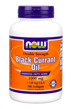 Black Currant Oil 1000mg