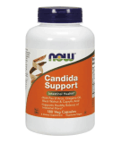 NOW FOODS Candida Support 180 kaps.