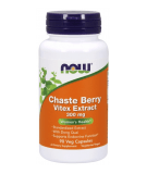 NOW FOODS Chaste Berry Vitex Extract 300 mg 90 kaps.