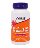 NOW FOODS Co-Enzyme B-Complex 60 kaps.