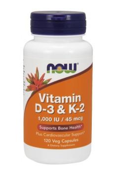 Vitamin D-3 & K-2