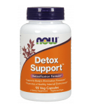 NOW FOODS Detox Support 90 kaps.