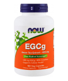 NOW FOODS EGCG Green Tea Extract 400mg 180 kaps.