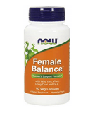 NOW FOODS Female Balance 90 kaps.