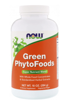 Green Phytofoods