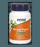 NOW FOODS Herbal Pause with EstroG-100 60 kaps.