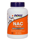 NOW FOODS NAC 1000mg 120 tab.