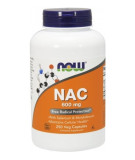 NOW FOODS NAC 600mg 250 kaps.