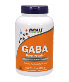 NOW FOODS GABA Pure Powder 170g