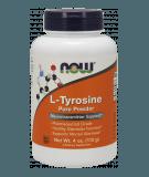 NOW FOODS L-Tyrosine Pure Powder 113g