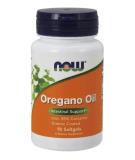 NOW FOODS Oregano Oil 90 kaps.