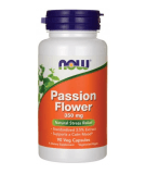 NOW FOODS Passion Flower 350mg 90 kaps.