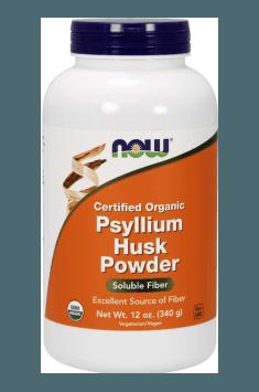 Psyllium Husk Certified Organic