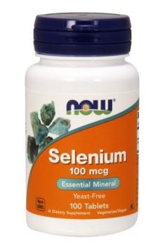 Selenium 100mcg