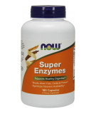 NOW FOODS Super Enzymes 180 kaps.