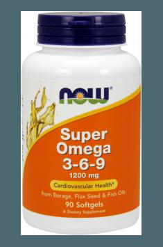 Super Omega 3-6-9 1200 mg