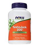 NOW FOODS TestoJack 200 120 kaps.