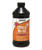 NOW FOODS Ultra B-12 473 ml