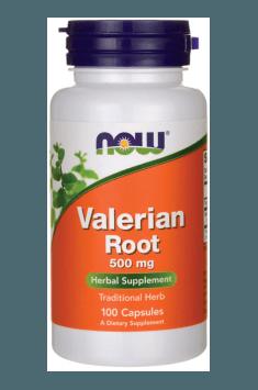 Valerian Root 500mg