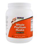 NOW FOODS Whole Psyllium Husks 340g