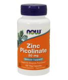 NOW FOODS Zinc Picolinate 120 kaps.