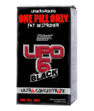 NUTREX Lipo-6 Black Ultra Concentrate 60 kaps. (wersja 1)