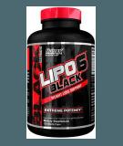 NUTREX Lipo-6 Black 120 kaps. (wersja 1)