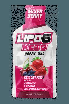 Lipo-6 Keto goFAT Gel